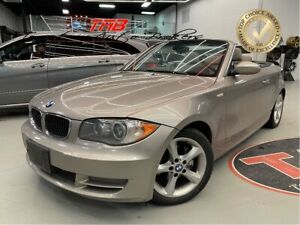 2008 BMW Série 1 CONVERTIBLE I 6-SPEED I LEATHER I COMING SOON