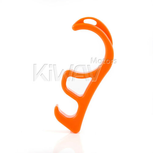 VAWiK Motorcycle Hand Control Lever Jammer Orange 1 PCE for trike atv dirtbike θ