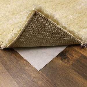 Details About New Anti Slip Mat For Use On Carpet Laminate And Hard Wood Floors Dual Grip