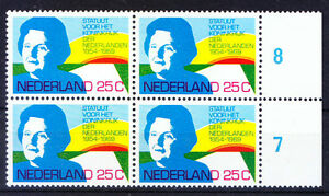 Netherlands-1969-MNH-BLk-4-Charter-for-the-Kingdom-of-the-Netherlands-NM6