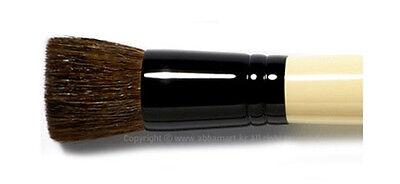 Goat Kabuki Flat Top Blunt Cut Powder Foundation Mineral Buffing Brush 070X