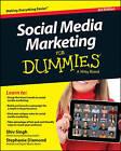 Social Media Marketing For Dummies by Stephanie Diamond, Shiv Singh (Paperback, 2015)