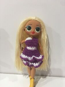 """Fits 9"""" LOL Surprise OMG Fashion Doll Clothes Only"""