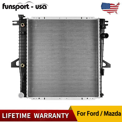 Radiator NEW for Ford Explorer Mountaineer Ranger B3000 B4000 Pickup Truck