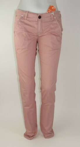 Nuovo G-star Page Chino Tapered fluisce WMN 60552.3626.709 Tea Rose King BT od