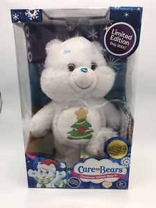 Christmas Wishes Care Bear Plush