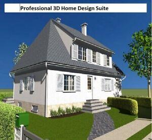 3d Home Design Kitchen Bathroom Design App Planning Software For Windows Pc Ebay