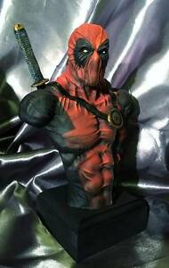 Deadpool-Busto