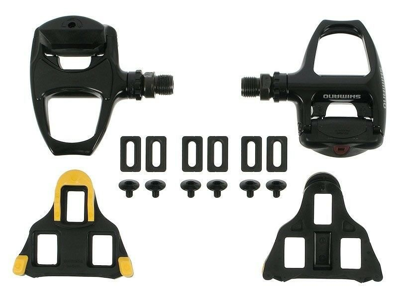 SHIMANO PD-R540  Road Bike Pedals Clipless Pedals With Floating Cleats  discount promotions