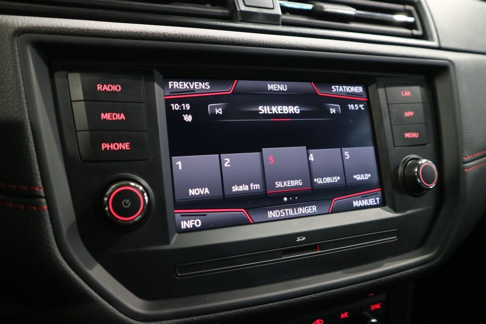Seat Ibiza 1,0 TSi 115 FR - billede 7