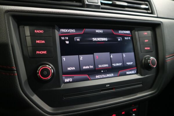 Seat Ibiza 1,0 TSi 115 FR billede 7