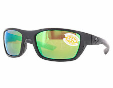 Costa Del Mar Whitetip WTP 01 Blackout Sunglasses Green 580p