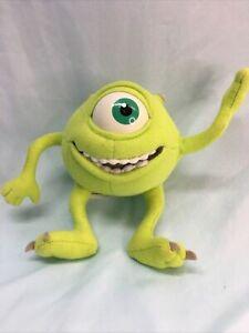 "Disney Pixar Monsters Inc. 7"" Plush Doll Has to 2001 (5)"