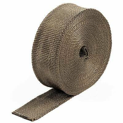 5cm X 7.5m Volcano Exhaust Manifold Heat Wrap 2 Stroke Mc/kart & 10 Cable Ties Vivid And Great In Style