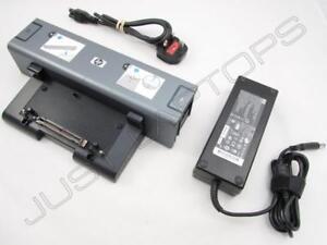 HP PSU 120W nx8200 Port nc6220 nx8420 Station Replicator Basic Compaq Docking TvrqwpT