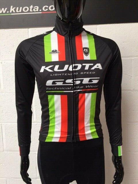 Wind proof Radfahren jacket long sleeve Kuota