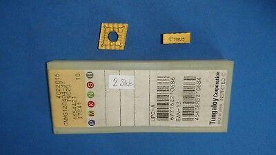 10Stk Tungaloy  VCMT 160404-PS NS9530 Wendeschneidplatten zum Drehen