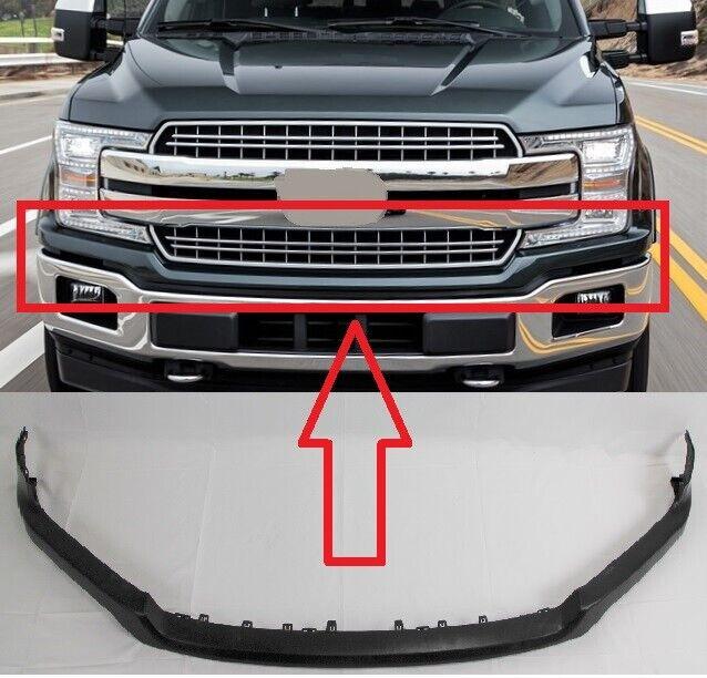 Ford Oem 2018 F 150 Front Bumper Upper Molding Trim Jl3z17d957baptm For Sale Online Ebay