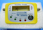 SF110+C Satellite Signal Meter Finder Dishnetwork Directv Free To Air W/Compass