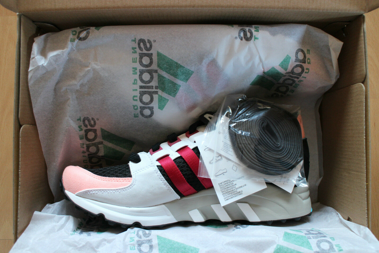 Adidas Equipment Support 93 oddity EUR 42, US 8,5 NEU - SOLD OUT - ZX8000 ZX9000