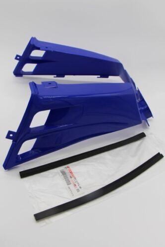 NEW Vito/'s Yamaha Banshee gas tank side covers plastic wrap 1987-2006 BLUE