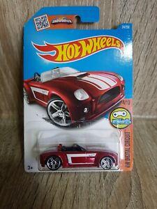 Hot Wheels 2016 HW circuito digital No.4/10 Ford Shelby Cobra concepto