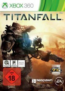 Microsoft Xbox 360 juego-Titan caso alemán con embalaje original