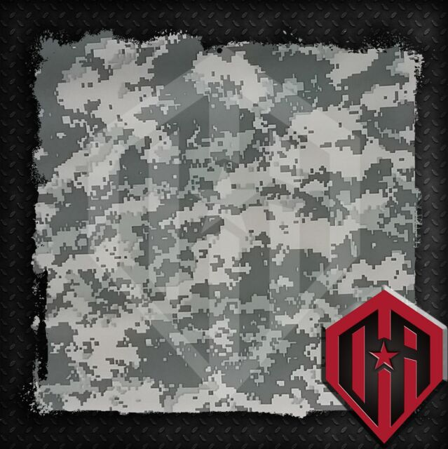 HYDROGRAPHIC WATER TRANSFER HYDRODIPPING HYDRO DIP GREEN DIGI CAMO CAMOUFLAGE 2M
