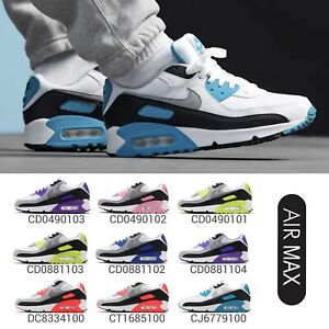 Details about Nike Air Max 90 OG Men Women Classic Shoes 2020 Retro Sneakers NSW Pick 1