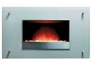 valor alaska wall mounted remote control electric fires with pebble rh ebay co uk Fireplace Remote Control Valor Gas Fireplace Dealers