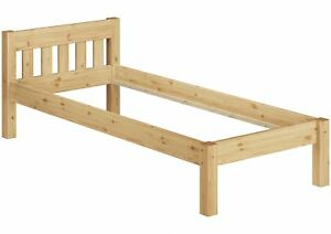 Doghe In Legno Letto Singolo : Letto singolo di legno a futon pino massiccio senza rete
