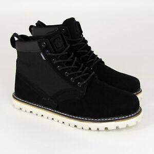 Element-Seton-Boot-Black-Schwarz-Neopren-gefuettert-Boots-ECHVF1-01A-19-Neu