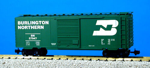 USA Trains G Scale R19207c BN W 8' YOUNGSTOWN - verde  PS1 Box Car