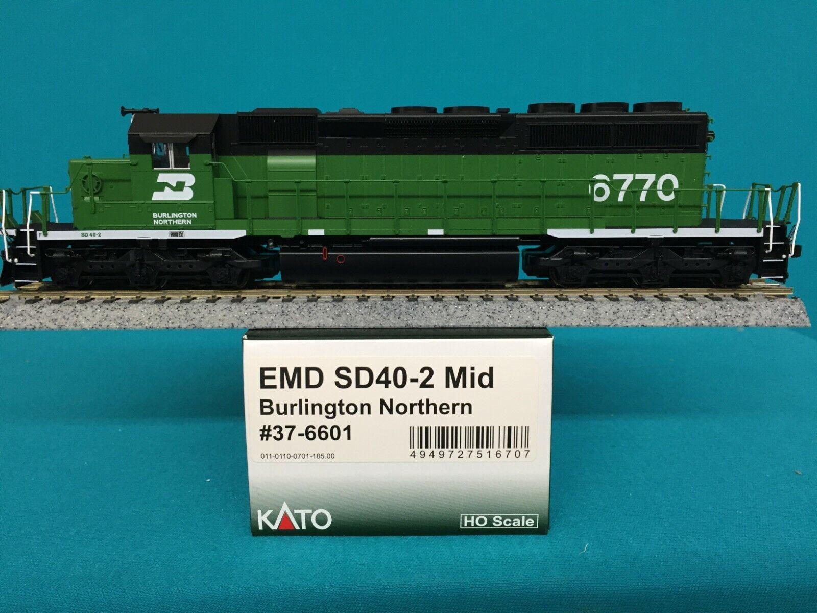 Motor Kato Harrington North Ho sd40 - 2 BM mediano 37 - 2807