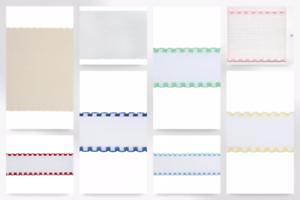 14 cuenta Aida Zweigart cross stitch tela tamaño 49 X 54cms-Crema