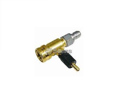 MTM Hydro 20.0034 1//4F-F Chemical Metering T-Valve