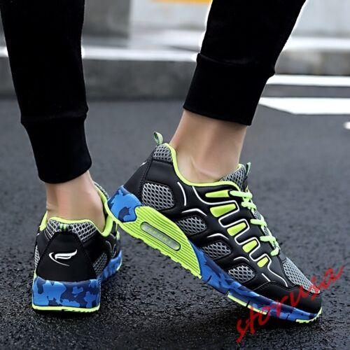 Casual Runing Lace Sportschuhe Sz Atmungsaktives Athletic Herren Mesh Up Jogging wqO1xv6