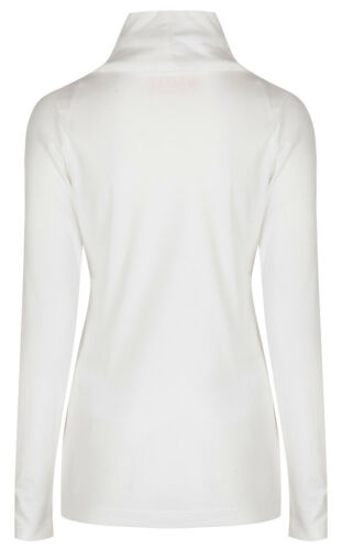 BHS Womens Cowl Roll Neck Jumper Pure Soft Cotton Long Sleeve Top New Size 12-22