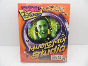 Radio-Disney-Music-Mix-Studio-PC-CD-ROM-Windows-ME-98-95-Disney-Interactive-2001