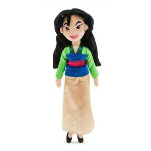 Disney-Princess-Mulan-Medium-Plush-Doll-New-with-Tag