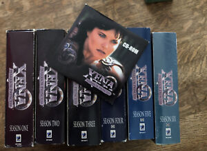 Xena: Warrior Princess Complete Series (Seasons 1-6) 2003. Season 6 NIB