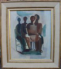 Sture Svenson 1913-1974, Figurenkomposition, um 1950/60