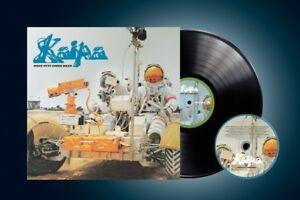 Kaipa-Inget nytt under Solen (LTD EDITION BLACK VINYL + CD) VINILE LP + CD NUOVO