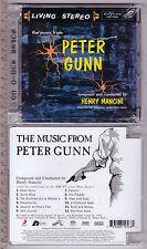Henry Mancini,The Music from Peter Gunn (Music From The Film_SACD_Hybrid_Stereo)