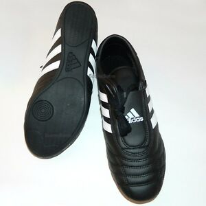 NEW adidas Taekwondo Shoes SM2 Martial Arts Shoes-BLACK size US ... c6c7deeaa