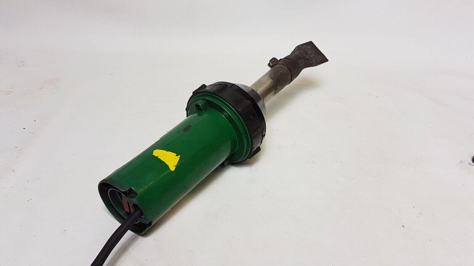 Leister Triac Heat Gun Flooring Plastic Welding