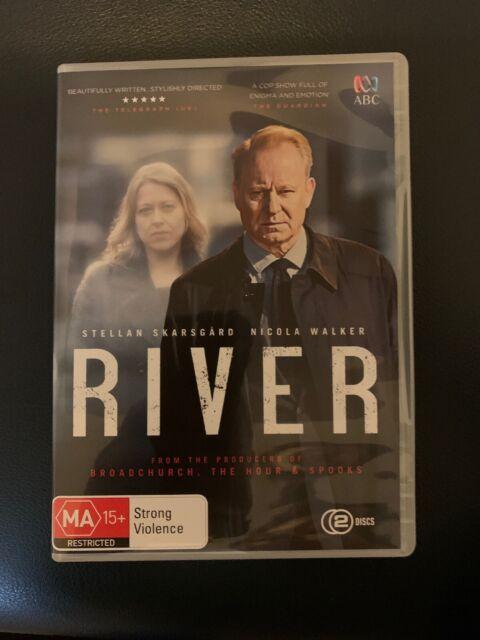 River (DVD, 2017, 2-Disc Set) Region 4