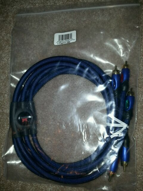 Monster Cable 113877mc 4 THX Ultra 600 Component | eBay