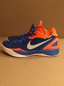 cheap for discount b46a4 dfed5 Image is loading 2011-Nike-Zoom-Hyperdunk-Low-Linsanity-Blue-Orange-