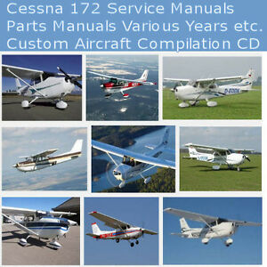 cessna 172 service manuals parts manuals collection hundreds of rh ebay com Cessna Mustang Cabin 2015 Cessna Mustang II